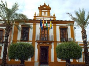Fachada Ayuntamiento de Gines